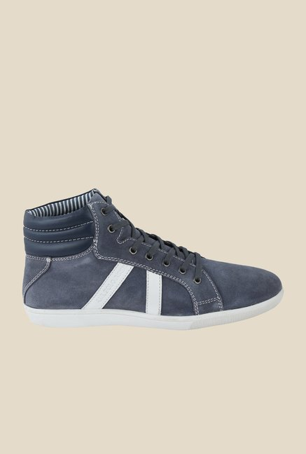 US Polo Assn. Navy Jeans Sneakers