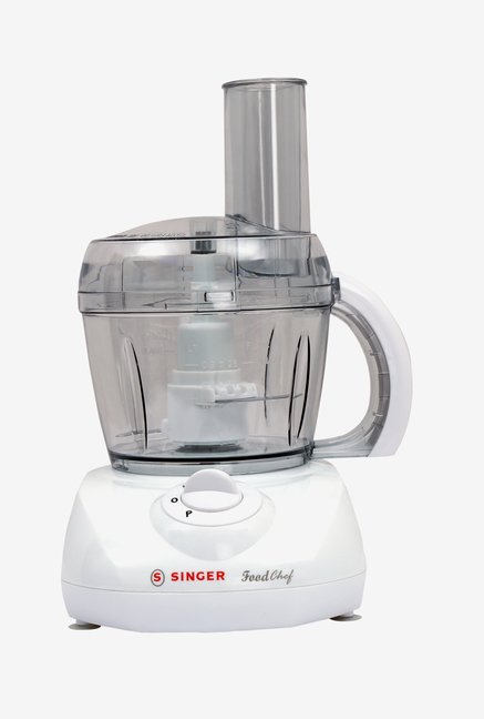 Singer Foodchef 350 W Food Processor (White)