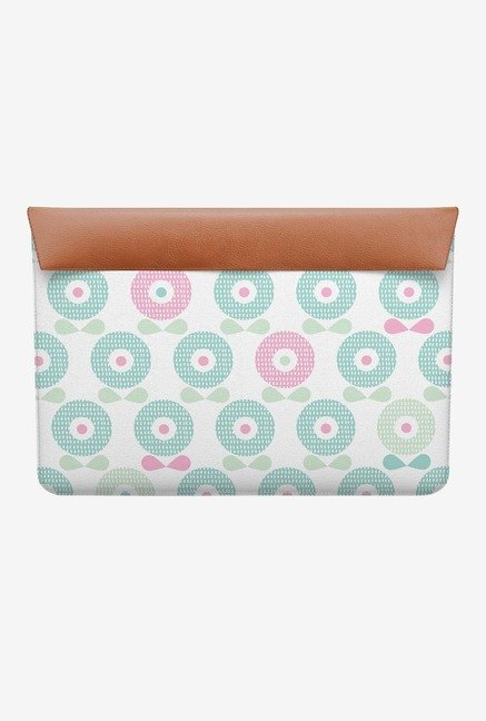 "DailyObjects Poppy Flowers MacBook Air 11"" Envelope Sleeve"