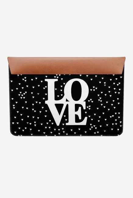 "DailyObjects Love Hearts MacBook Air 11"" Envelope Sleeve"