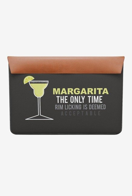 "DailyObjects Margarita MacBook Air 13"" Envelope Sleeve"