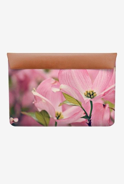 "DailyObjects Miracles Happen MacBook Air 13"" Envelope Sleeve"