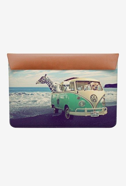 "DailyObjects Exploring Beach MacBook Air 13"" Envelope Sleeve"
