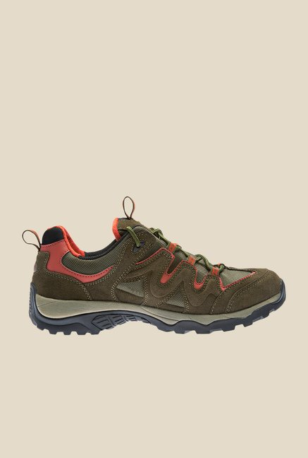 Wildcraft Amphibia Stride Olive Casual Shoes