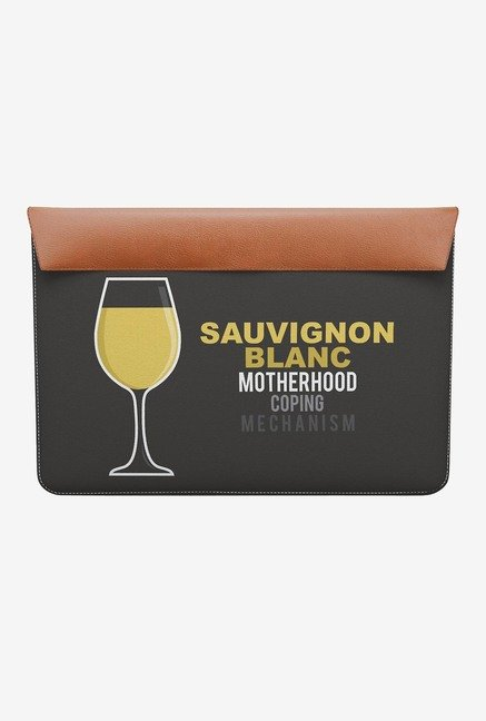 "DailyObjects Sauvignon MacBook Air 13"" Envelope Sleeve"