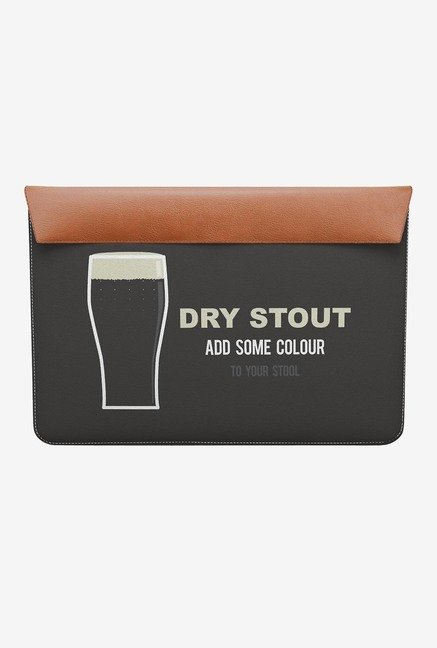"DailyObjects Stout MacBook Air 13"" Envelope Sleeve"