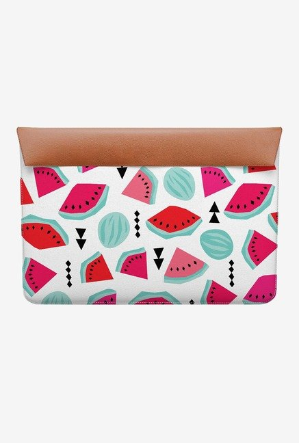 "DailyObjects Water Melon MacBook Air 13"" Envelope Sleeve"