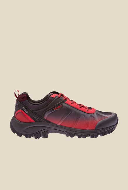 Wildcraft Craggrip Spring Red & Black Casual Shoes