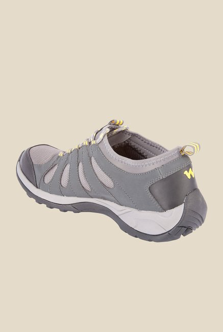 Wildcraft Grey Casual Shoes