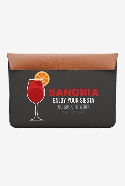 "DailyObjects Sangria MacBook Pro 13"" Envelope Sleeve"