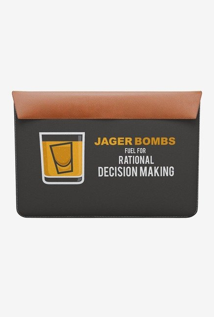 "DailyObjects Jager MacBook 12"" Envelope Sleeve"
