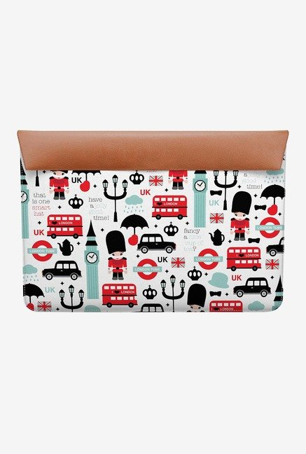 "DailyObjects London MacBook 12"" Envelope Sleeve"