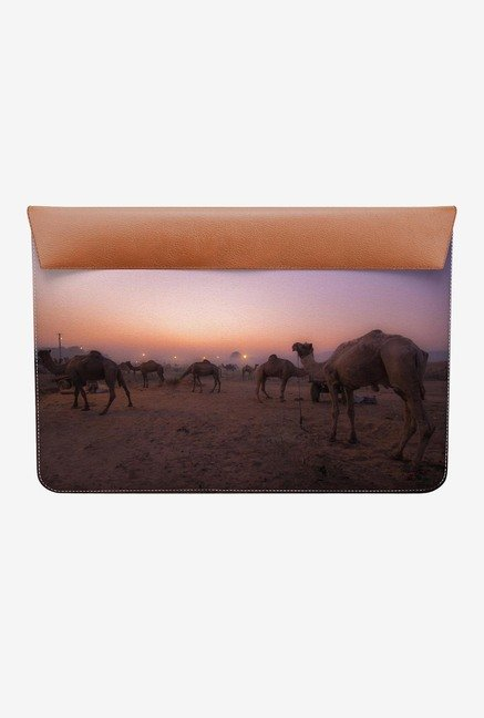 "DailyObjects Magic Hour MacBook 12"" Envelope Sleeve"