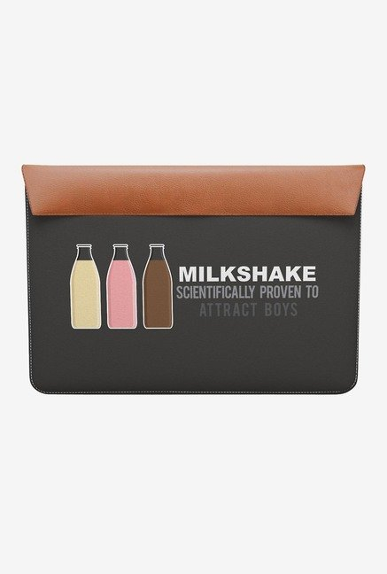 "DailyObjects Milkshake MacBook 12"" Envelope Sleeve"