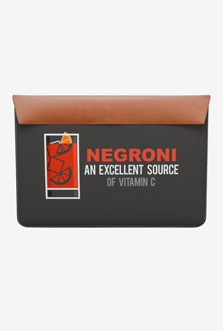 "DailyObjects Negroni MacBook 12"" Envelope Sleeve"