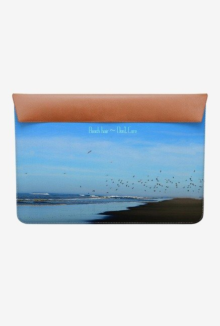 "DailyObjects Beach Hair MacBook 12"" Envelope Sleeve"
