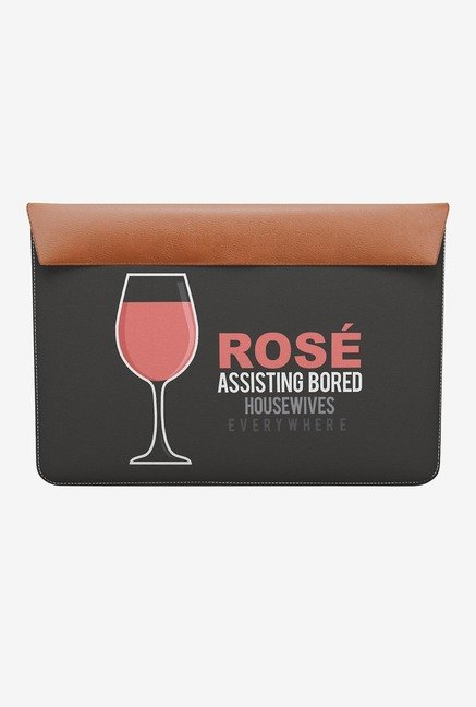 "DailyObjects Rose MacBook Pro 15"" Envelope Sleeve"
