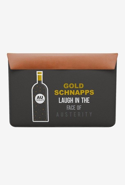 "DailyObjects Schnapps MacBook 12"" Envelope Sleeve"