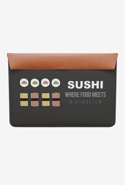 "DailyObjects Sushi MacBook Pro 15"" Envelope Sleeve"