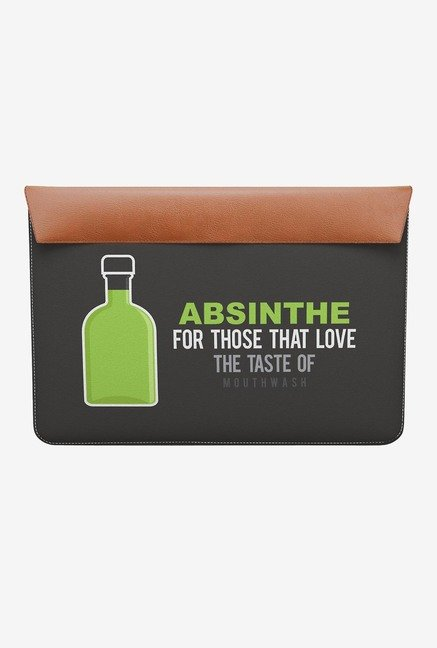 "DailyObjects Absinthe MacBook 12"" Envelope Sleeve"