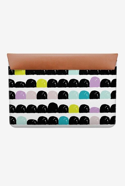"DailyObjects Abstract Bubble MacBook 12"" Envelope Sleeve"
