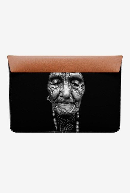 "DailyObjects Aged Skin MacBook 12"" Envelope Sleeve"