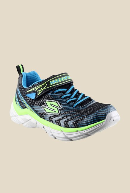 Skechers Rive Blue & Green Sneakers