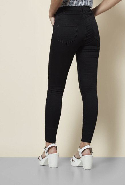 New Look Black Super Skinny Jeans