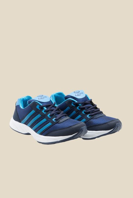 Lancer Navy & Blue Running Shoes