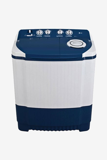 LG P7556R3FA 6.5 Kg Top Load Washing Machine (Dark Blue)
