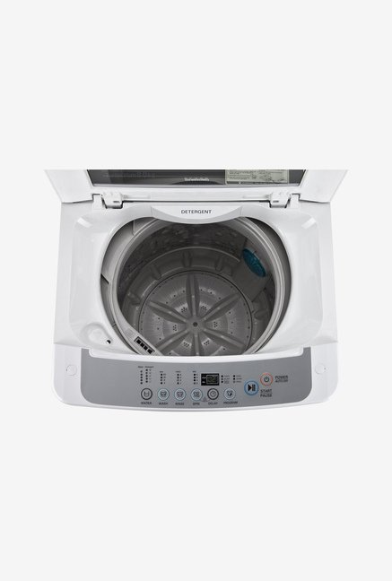LG T7070TDDL 6 Kg Top Load Washing Machine (Silver)