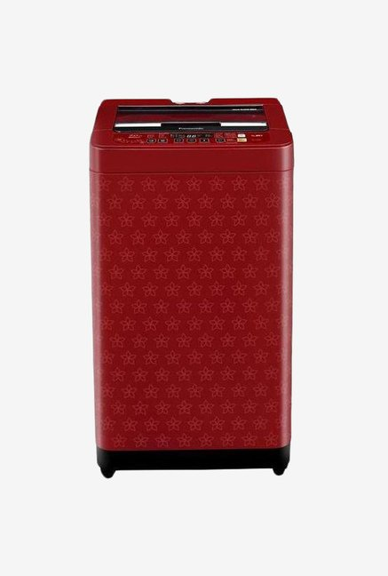 Panasonic NAF65H6FRB 6.5Kg Top load Washing Machine (Maroon)