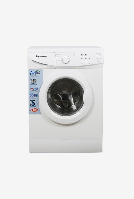 Panasonic NA106MC1W01 6Kg Front load Washing machine (White)