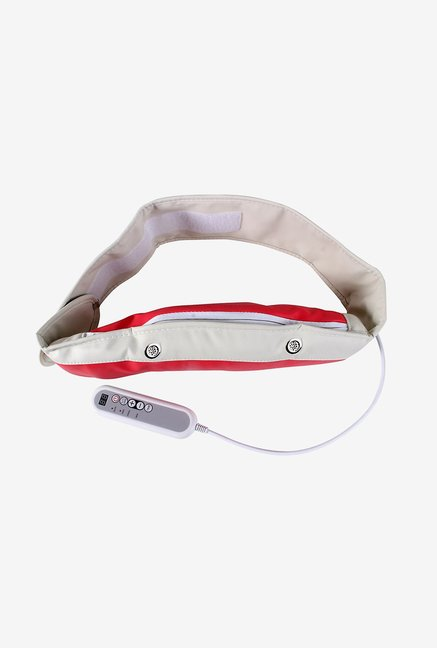 Lifelong LLSB Get Slim Slimming Belt Massager (White)