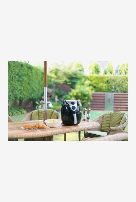 Lifelong Healthy Fry LLHF 2.6 L Air Fryer (Black)