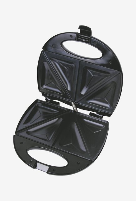 Lifelong Grill-It 112T Triangle Plate Sandwich Maker (Black)
