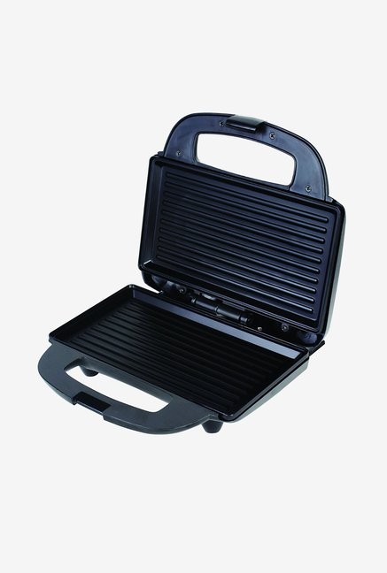 Lifelong SM114G 750 W 4 Slice Grill Sandwich Maker (Black)