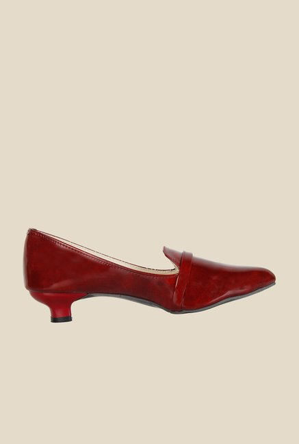 Niremo Cherry Formal Loafers