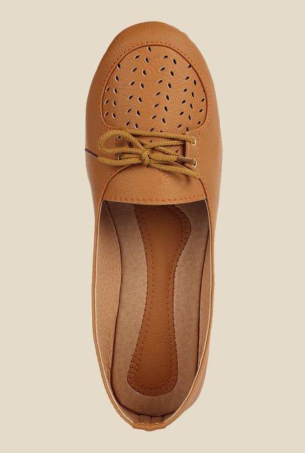 Niremo Brown Casual Shoes