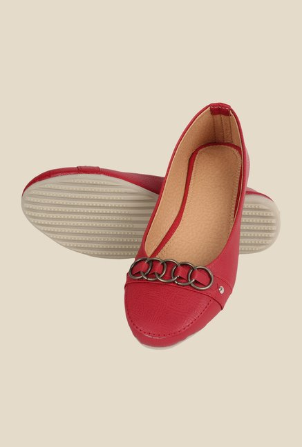 Niremo Red Flat Ballets
