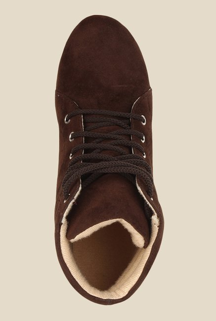 Niremo Brown Casual Boots