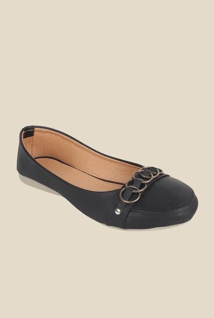 Niremo Black Flat Ballets