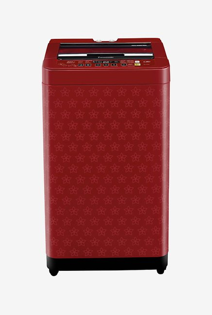 Panasonic NA-F70H6DRB 7 kg Washing Machine (Red)