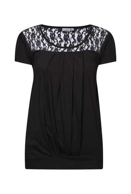 Zudio Black Lace Top