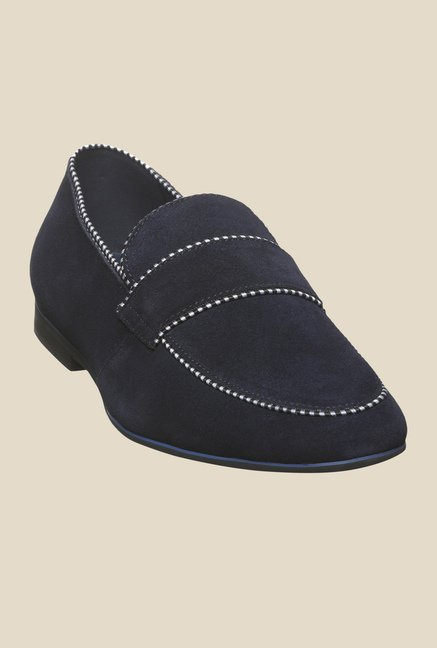 Enzoni Zoe Navy Loafers