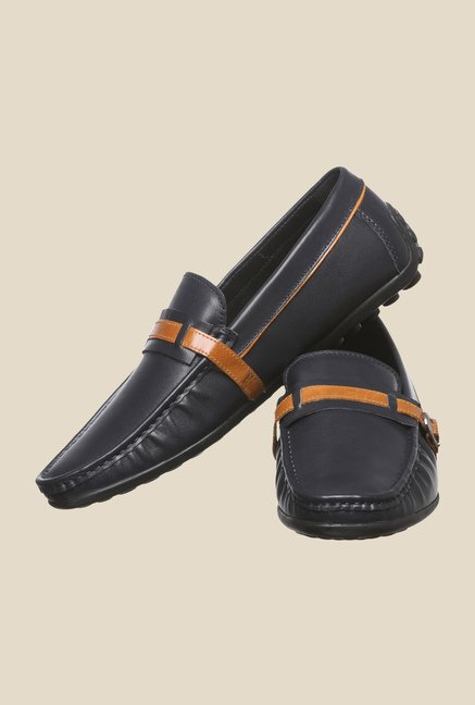 Enzoni Alanzo 2 Navy Loafers