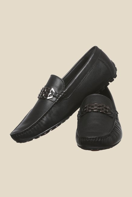 Enzoni Carlo 2 Black Loafers