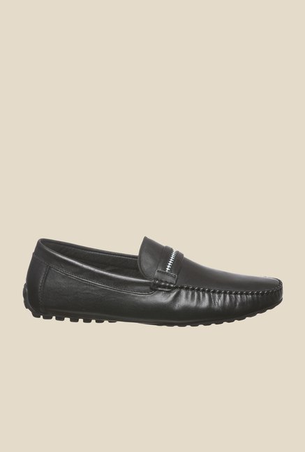 Enzoni Spiro 2 Black Loafers