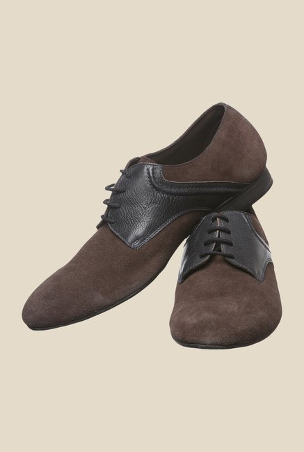 Enzoni Julius Coffee Derby Shoes