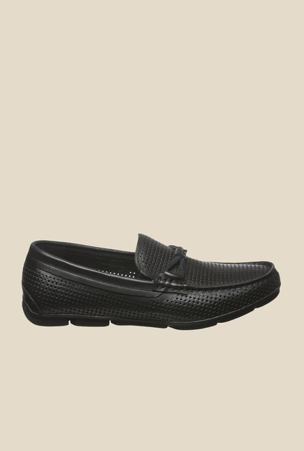 Enzoni Mario Black Loafers